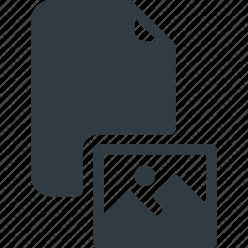 documen, file, image, paper, picture icon