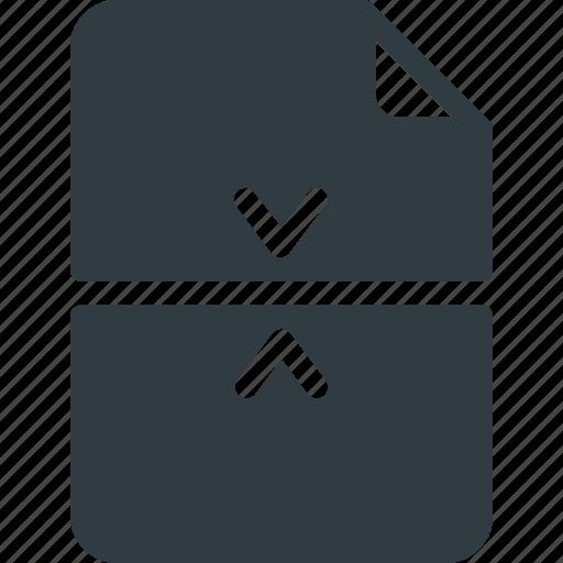 Combine, documen, file, merge, paper icon - Download on Iconfinder