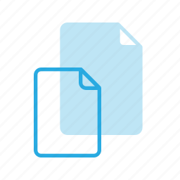 blank, documen, extension, file, paper icon