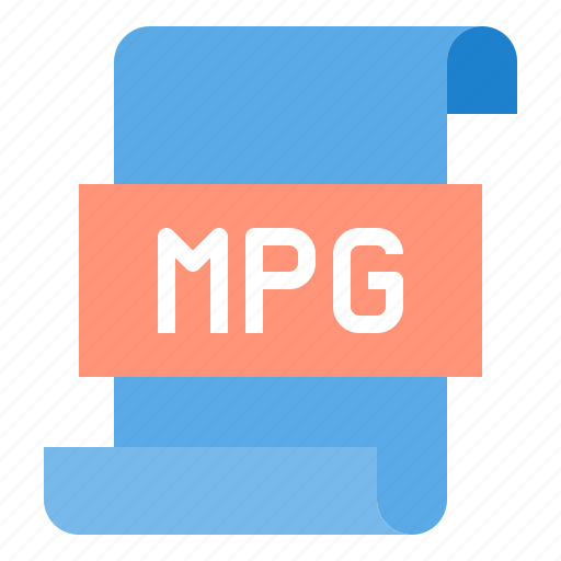 archive, document, file, interface, mpg icon