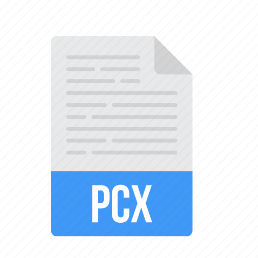 document, file, format, pcx icon