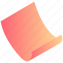 blank, file, page, paper icon