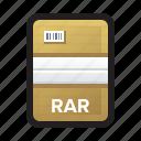 archive, compress, compressed, file, rar, unzip, zip icon