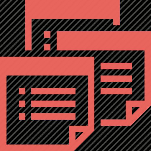 note, notes, paper, plan, reminder, schedule, sticker, sticky icon