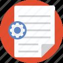 advanced settings, important files, panel files, settings folder, sheet icon