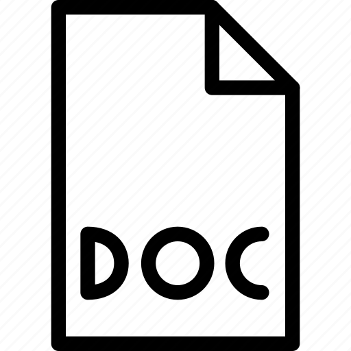 doc, files, folders icon
