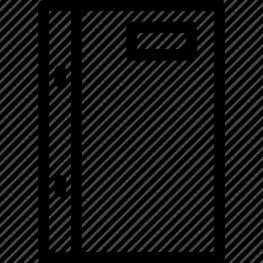 files, folders, report icon
