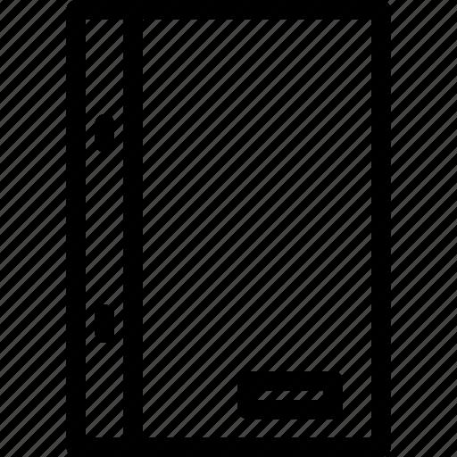 files, folders, holder, report icon