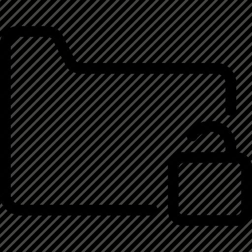 files, folders, lock, open, shared, un, unlocked icon