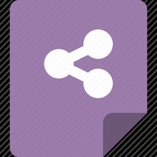 file, share, upf icon