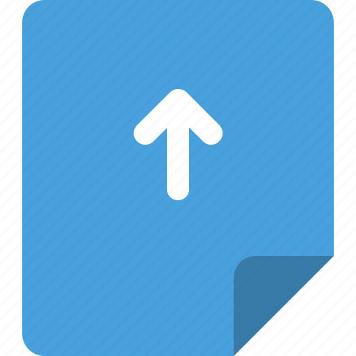 file, upload, upload document icon