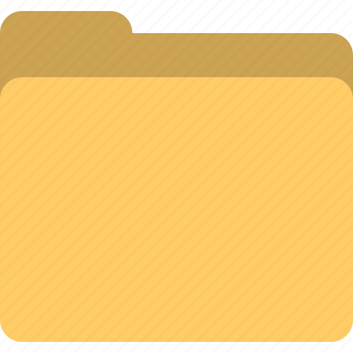 empty, empty folder, folder, new folder icon