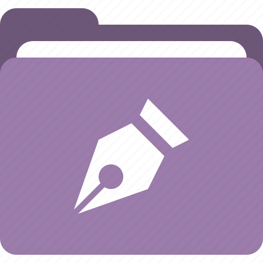 custom folder, edit folder, folder, report folder icon