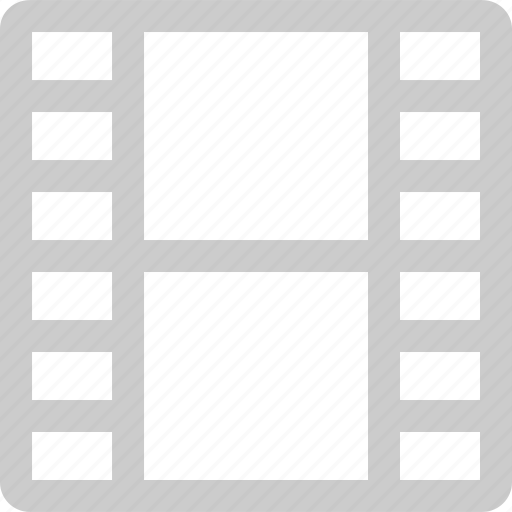 media, movie file, video, video file icon