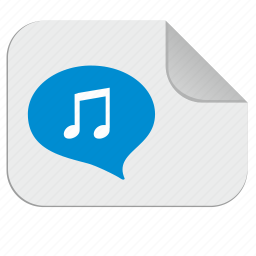 article, document, file, music, review icon