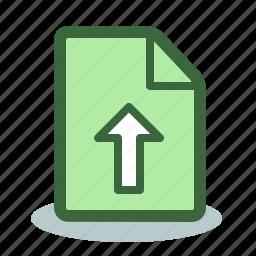 storage, upload icon