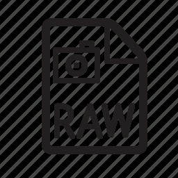 file, format, photo icon