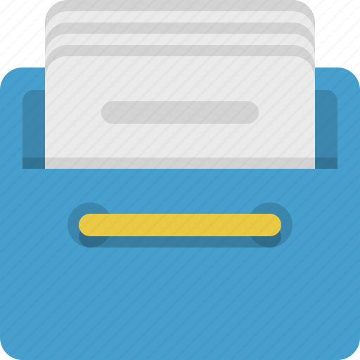 archive, archiver, categorized, category, documents, files, folder icon