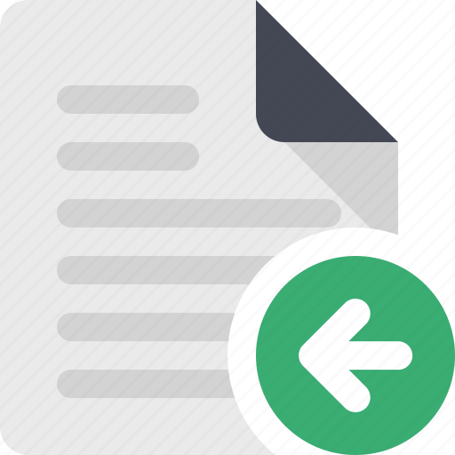 content, document, documents, file, page, paper icon