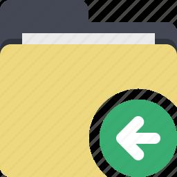 categorized, category, documents, folder icon