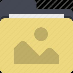 categorized, category, documents, folder, image, photo icon