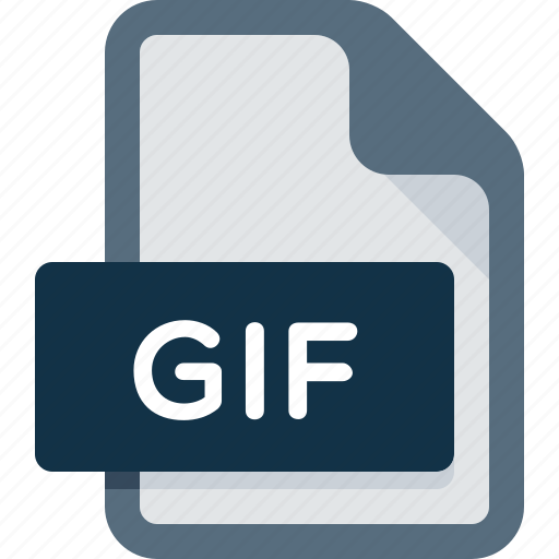 document, extension, file, files, gif, image, picture icon