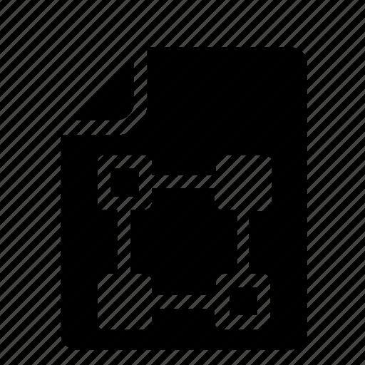 artboard, file icon