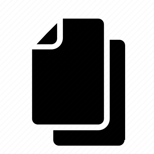 copy, document, file icon