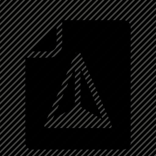 File, shapes icon - Download on Iconfinder on Iconfinder