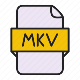 file, mkv icon