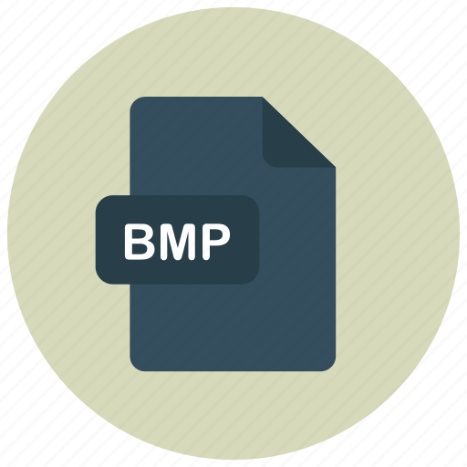 bmp, extension, file, type icon