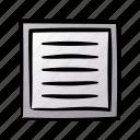 clipboard, list, menu, ui, ux