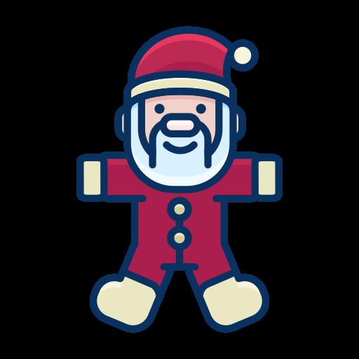 child, claus, game, santa, smile, toy icon