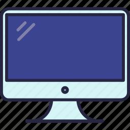 computer, device, imac, monitor icon