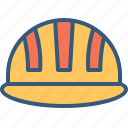 accessory, hat, helmet, protector, worker icon