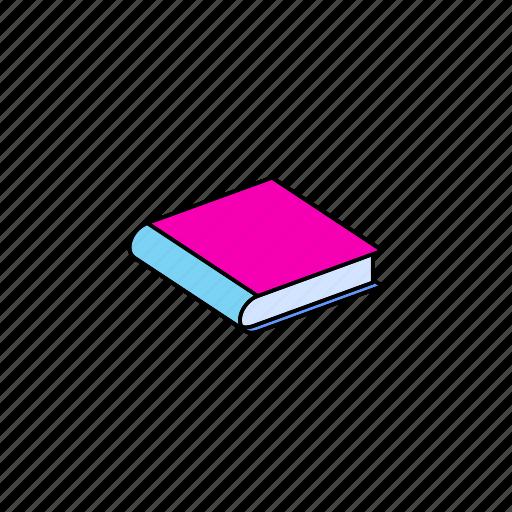 book, library, read, reading, school, study icon
