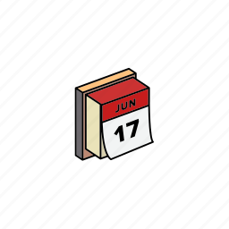calendar, day, month, plan, timetable icon