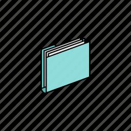 data, document, file, folder, full icon