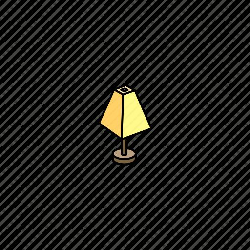 device, interior, lamp, light icon