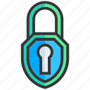 lock, protection, safe, safety, secure