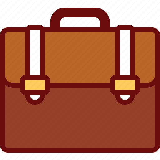 briefcase, business, case, document, office icon