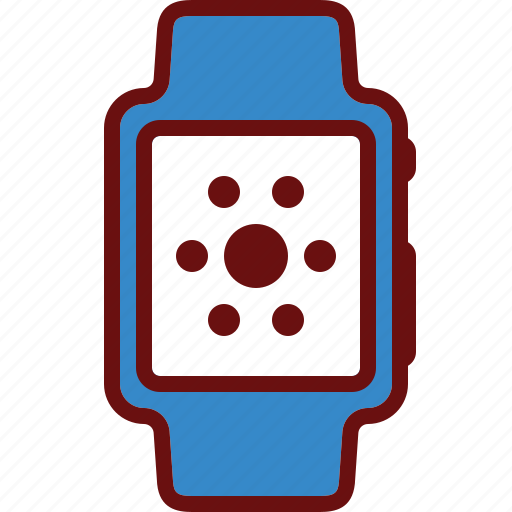 apple, device, smart, time, watch icon