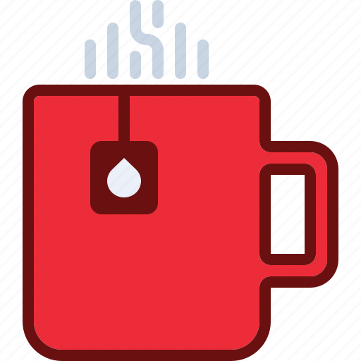 beverage, cup, drink, hot, tea icon