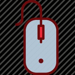 click, computer, control, mouse icon