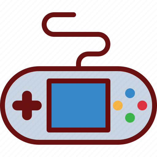 console, game, gamepad, play, player icon
