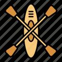 boat, kayak, paddle, sup