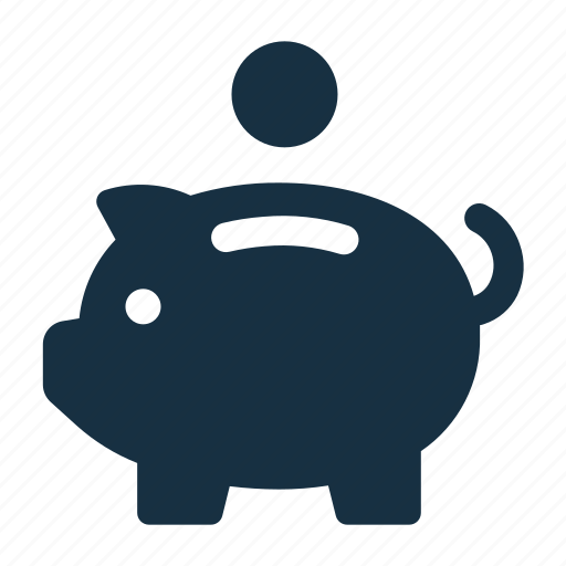 bank, business, finance, investment, money, piggy, saving icon