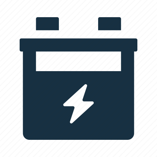 accumulator, battery, charging, chemistry, electricity, energy, power icon