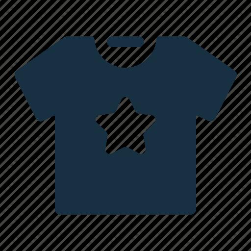 apparel, fashion, male, man, t-shirt icon