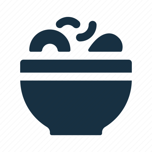 Bowl, dish, food, fruit, healthy, soup, vegetable icon - Download on Iconfinder
